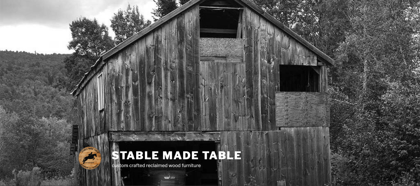 Stable Made Table